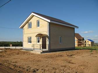 Смотреть foto  Строительство домов, коттеджей Нижний Новгород 35903440 в Москве