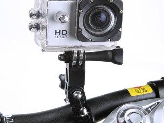 Уникальное фото  Экшен-камера SJ4000 Black (оригинал) 36167127 в Новосибирске