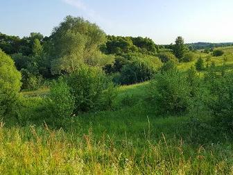 Новое изображение  Продаётся участок 30, 3 га с прудом, ручейками и водопадом в собственность! 36227612 в Рязани