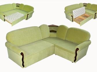 Скачать бесплатно изображение  Угловые диван-кровати изготовление 10 дней 36579067 в Москве