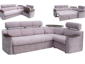 Новое фото  Угловые диван-кровати изготовление 10 дней 36579067 в Москве