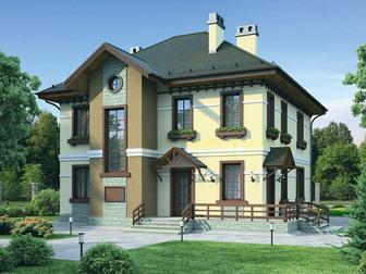 Смотреть фотографию Строительные материалы Дом из пеноблока, Выгодно! Все виды строительных работ, гарантия качества, гибкие цены, 36592757 в Москве