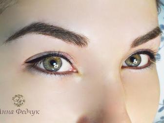 Смотреть фото  Перманентный макияж (татуаж) 36608799 в Челябинске