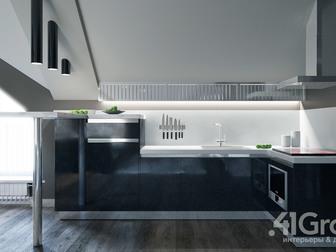 Просмотреть foto  Дизайн интерьера под ключ! 36805780 в Москве