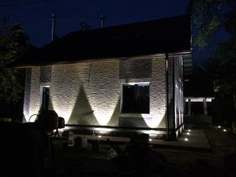 Просмотреть фото  Тёплый деревянный дом в каменной рубашке! 37303490 в Москве