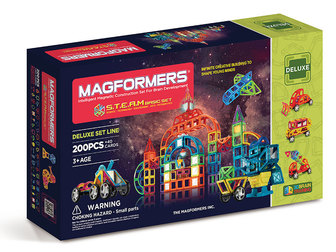 Новое фотографию Детские игрушки Magformers STEAM Basic Set - Магнитный конструктор Магформерс, 37349322 в Москве