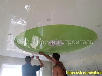 Смотреть foto  Окна, двери, натяжные потолки, ремонт и отделка квартир под ключ, 37359340 в Новосибирске