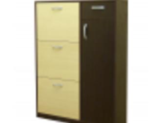 Уникальное фотографию Офисная мебель Тумба для обуви Клио*123 37666412 в Москве