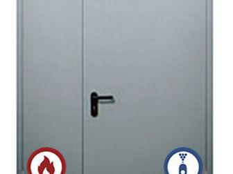 Смотреть фото  Компания «Эталон-Мос» предлагает купить противопожарные двери в г, Москве и Московской области, 37704242 в Москве