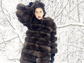 Увидеть фотографию  Шубы и жилетки из песца низка цена 37708383 в Москве