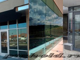 Уникальное foto Двери, окна, балконы Алюминиевые входные группы 37723154 в Москве