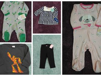 Новое фото Разное Распродаю пакетом! Новую одежду для детей! 37782118 в Москве