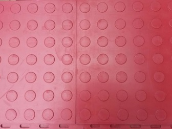 Уникальное изображение Спортивный инвентарь Сборный спортивный коврик защита пола вокруг гантельного ряда 37798295 в Москве