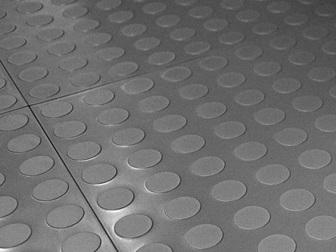 Свежее изображение Отделочные материалы Напольное покрытие для гаража из сборной резиновой плитки с замочками 37798324 в Москве