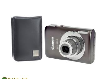 Увидеть фотографию  Canon DCC-60 чехол для фотоаппаратов canon ixus 37876211 в Москве