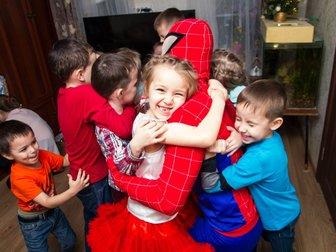 Свежее foto  Детский аниматор, Мыльные пузыри и грим в подарок 38792670 в Уфе
