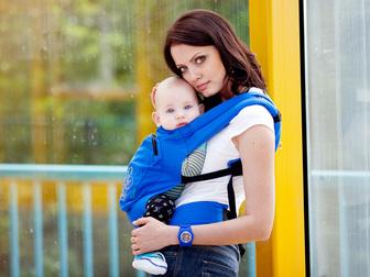 Смотреть фотографию  Слинги, эрго рюкзаки, одежда для беременных и кормящих мам, детская одежда, 38845546 в Москве