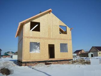 Просмотреть изображение Дома Дома по Канадской технологии от производителя в Омске 38851083 в Омске