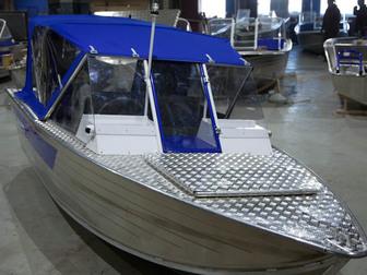 Просмотреть фото  Купить лодку (катер) Салют-430 Scout 38872566 в Петрозаводске