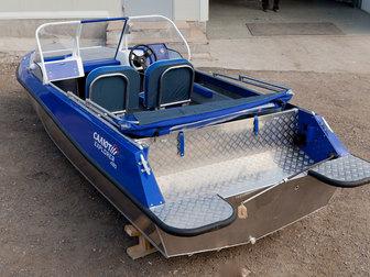 Свежее изображение  Купить лодку (катер) Салют-480 Explorer 38872593 в Твери