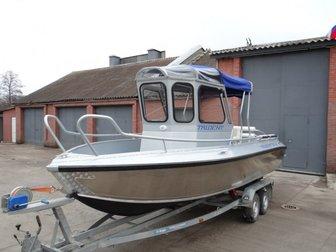 Свежее фото  Купить катер (лодку) Trident 720 WA 38872875 в Твери