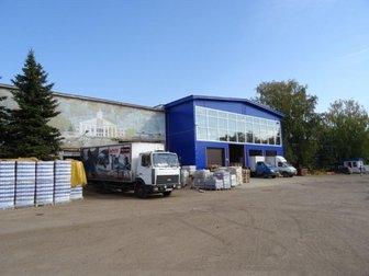 Уникальное изображение  Офисно-производственно-складская база, 39309106 в Казани