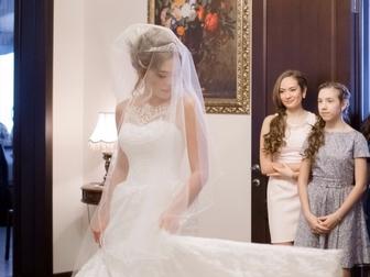 Уникальное foto  Свадебное платье 39632185 в Москве