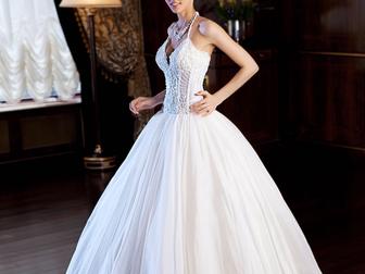Свежее foto  Продам свадебное платье 39649933 в Москве