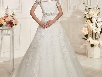Скачать фото  Свадебное платье Ida Torez Nevia 39713726 в Москве
