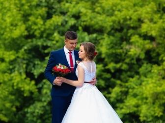 Просмотреть фотографию Свадебные платья Продаю свадебное платье Gabbiano 39793620 в Москве