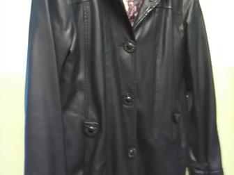Увидеть foto  Хорошая кожаная куртка хорошая цена! 39883781 в Новосибирске