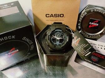 Увидеть foto  Оригинальные Брендовые Часы Casio G-Shock 40256593 в Москве