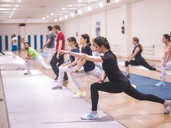 Увидеть фотографию  Обучение фехтованию для детей и взрослых! 41576841 в Москве