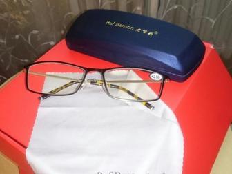 Скачать изображение Солнечные очки Очки для чтения +2(двойное стекло)поляризации 42125546 в Москве