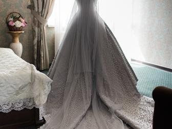 Просмотреть foto Свадебные платья Свадебное платье королевы в идеальном состоянии 42302967 в Москве