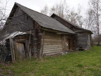 Скачать фотографию Дома Бревенчатый дом в жилом селе, 260 км от МКАД 47831733 в Москве