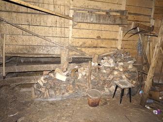 Смотреть фото Дома Бревенчатый дом в жилом селе, 260 км от МКАД 47831733 в Москве