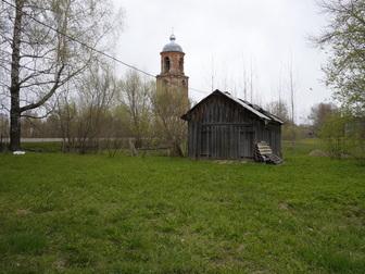 Увидеть фото Дома Бревенчатый дом в жилом селе, 260 км от МКАД 47831733 в Москве