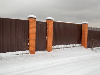 Свежее изображение  Дом 106 кв, м, в коттеджном поселке на участке 22 соток 49725210 в Москве