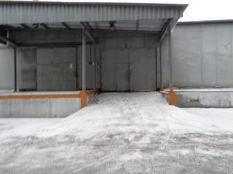 Лот: 84303778,  Отапливаемое складское помещение 620 м2,  Ангарного типа,  Офисный блок 130 м2, кабинетная планировка с санузлом в складе,  Высота потолков 6 метров, в Москве