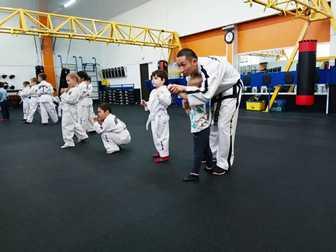 Свежее изображение Спортивные школы и секции Набор в детскую секцию по Тхэквондо ITF 68007225 в Москве
