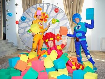 Скачать бесплатно изображение  Аниматоры, Шоу программы, Мастер классы от 2500 р/час 68976168 в Москве
