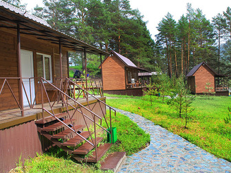 Свежее фото  Действующая круглогодичная база отдыха на Горном Алтае (с, Чемал) 70017113 в Кемерово