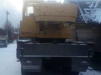 Скачать фото  Услуги автокрана недорого 74692253 в Брянске