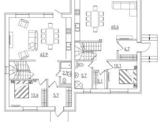В жилом поселке Новой Москвы к, п,  Марсель продается дуплекс без отделки площадью 155 кв, м,  Дуплекс – это современный сблокированный дом на две секции,  Расположен в Москве