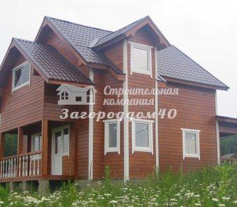 Фото в Недвижимость Продажа домов Газ: магистральный по границе, подключение в Москве 2300000