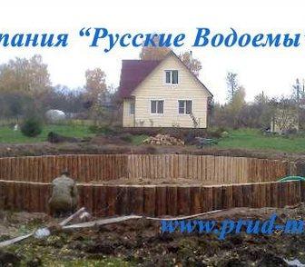Фотография в   Благоустройство водоемов является одной из в Москве 100