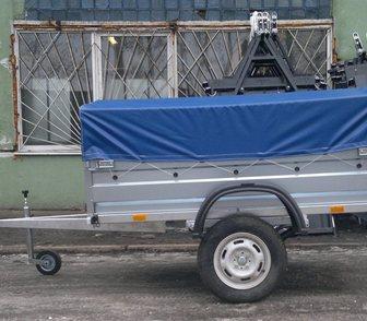 Фотография в   Новый прицеп оцинкованный с размером кузова в Москве 31500
