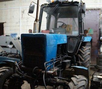 Фото в Сельхозтехника Трактор Трактор МТЗ-82. 1 б/у год выпуска 2004, в в Москве 473000