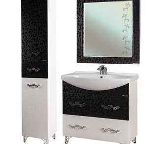 Фотография в Мебель и интерьер Мебель для ванной размер (ШхВхГ), мм: 730х840х350  раковина, в Москве 18550